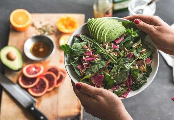 25 recomendaciones para una dieta saludable