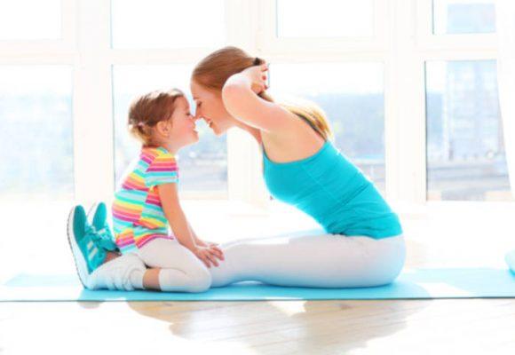 Feliz Día De La Madre Fitness