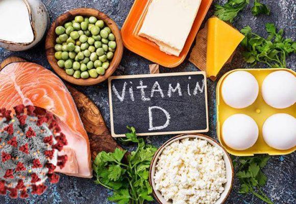 Relación entre Covid19 y vitamina D