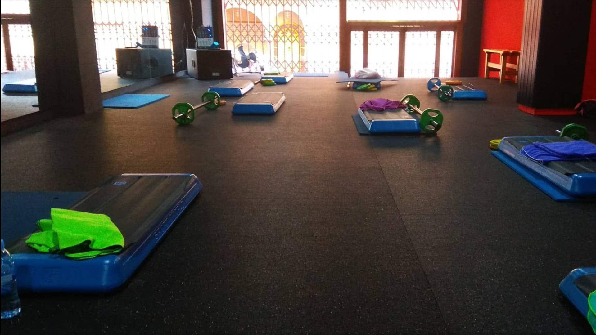 Sala Negra Dorian Gym