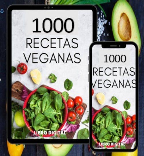 1000 recetas vegetarianas